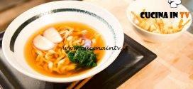 Masterchef Italia 6 - ricetta Tempura udon noodle soup di Michele Pirozzi