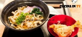 Masterchef Italia 6 - ricetta Tempura udon noodle soup di Roberto Perugini