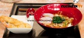 Masterchef Italia 6 - ricetta Tempura udon noodle soup di Valerio Braschi