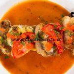 Masterchef Italia 6 - ricetta Anguilla in ginocchioni di Gloria Enrico