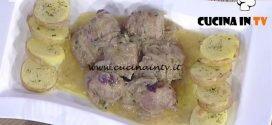 La Prova del Cuoco - Bauletti di coppa fresca alla birra e cipolle ricetta Daniele Persegani