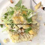 La Prova del Cuoco - Bocconcini di pollo con salsa di mandorle al curry ricetta Francesca Marsetti
