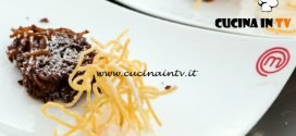 Masterchef Italia 6 - ricetta Caprese con spaghetti di Loredana Martori