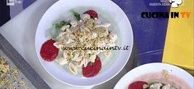 La Prova del Cuoco - Conchiglie con fiocchi di latte cor botto ricetta Sergio Barzetti