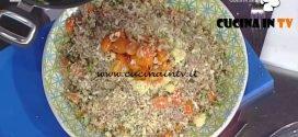La Prova del Cuoco - Cous cous con zucchine e ricotta salata ricetta Sergio Barzetti