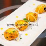 Masterchef Italia 6 - ricetta Crab cakes di Michele Pirozzi