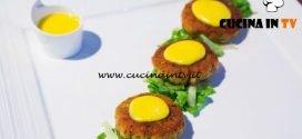 Masterchef Italia 6 - ricetta Crab cakes di Gloria Enrico