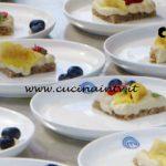 Masterchef Italia 6 - ricetta Crostata crudista di frutta di Cristina Nicolini