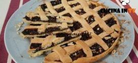 Crostata di marmellata all'uva ricetta Tessa Gelisio da Cotto e Mangiato
