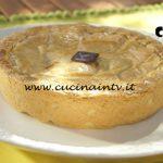 Bake Off Italia 5 - ricetta Crostata di mele rivisitata di Ernst Knam