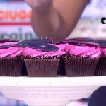 Detto Fatto - Cupcakes Beyoncé ricetta Francesco Saccomandi