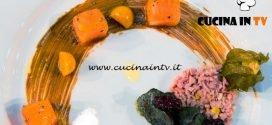 Masterchef Italia 6 - ricetta Fame chimica di Giulia Brandi