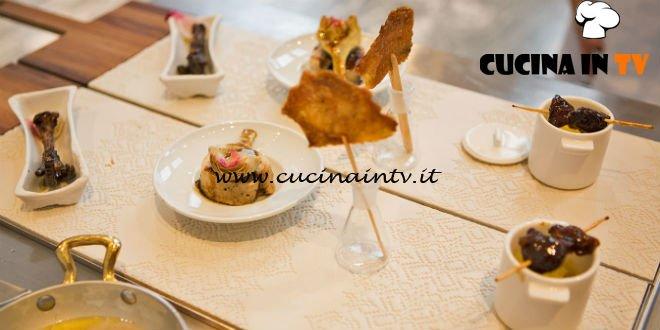 Masterchef Italia 6 - ricetta Faraona farcita di Margherita Russo