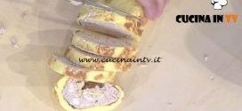 La Prova del Cuoco - Frittata arrotolata al tonno ricetta Alessandra Spisni