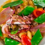 Masterchef Italia 6 - ricetta Gnocchetti al pepe nero con guazzetto di vongole e cozze di Loredana Martori