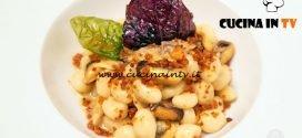 Masterchef Italia 6 - ricetta Gnocchetti di kamut ai frutti di mare e pane tostato alla 'nduja di Loredana Martori