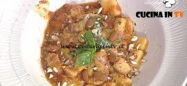 La Prova del Cuoco - Gnocchi con pesto alla siciliana ricetta Natale Giunta