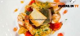 Masterchef Italia 6 - ricetta Il mare nel piatto di Margherita Russo