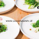 Masterchef Italia 6 - ricetta Insalata di alghe e tofu di Michele Pirozzi