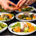 Masterchef Italia 6 - ricetta Insalata di tofu albicocche e noci di Cristina Nicolini