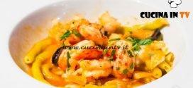 Masterchef Italia 6 - ricetta Maccheroni al plancton con ragù di mare di Gloria Enrico