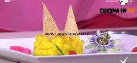 Detto Fatto - Mousse di baccalà ricetta Caterina Lanteri Cravet