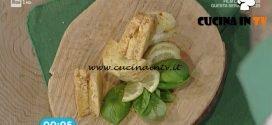 La Prova del Cuoco - Mozzarella in carrozza ricetta Diego Bongiovanni