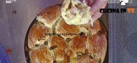 La Prova del Cuoco - Pan brioche capriccioso ricetta Andrea Mainardi