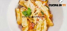 Masterchef Italia 6 - ricetta Pasta alla Norma di Michele Ghedini