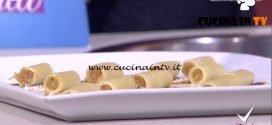 Detto Fatto - Pasta alla genovese ricetta Ilario Vinciguerra