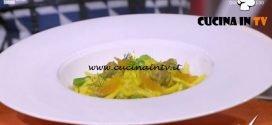 Detto Fatto - Pasta sardo lombarda ricetta Mirko Ronzoni