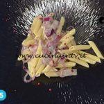 La Prova del Cuoco - Penne con guanciale di cinta senese cipolla rossa e pecorino ricetta Katia Maccari