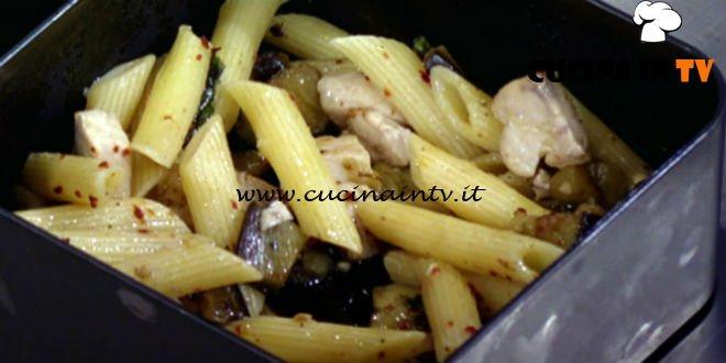 Masterchef 6 | Penne melanzane spada e menta ricetta Margherita Russo