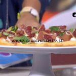 Detto Fatto - Pizza prosciutto e fichi ricetta Gianfranco Iervolino