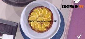 Detto Fatto - Portokalopita ricetta Michel Paquier