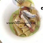 La Prova del Cuoco - Rigatoni con fichi acciughe e crema di zucchine ricetta Ivano Ricchebono