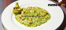 Masterchef Italia 6 - ricetta Risotto al plancton con gamberi e triglie al sentore di agrumi di Margherita Russo