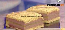 La Prova del Cuoco - Sandwich pesca ed amaretto ricetta Guido Castagna