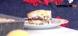 La Prova del Cuoco - Sbriciolata alle prugne e mandorle ricetta Anna Moroni