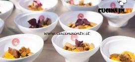 Masterchef Italia 6 - ricetta Stufato di seitan e patate di Michele Pirozzi