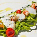 Masterchef Italia 6 - ricetta Tagliatelle al plancton con profumo di mare di Cristina Nicolini