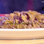La Prova del Cuoco - Tagliatelle di speck ricetta Andrea Mainardi