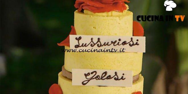 Bake Off Italia 5 - ricetta Torta Purgatorio di Ernst Knam