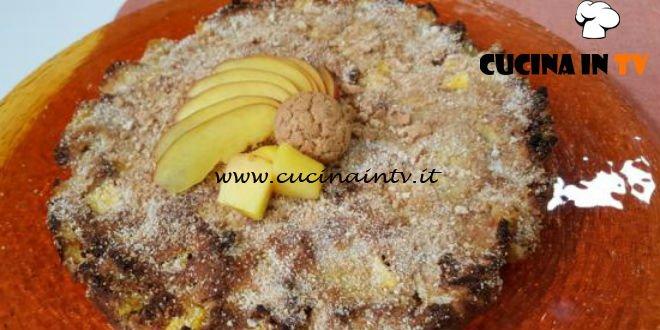 pesche ricetta Tessa Gelisio