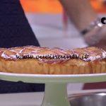 Detto Fatto - Torta romantica alle mele ricetta Franco Aliberti