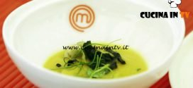 Masterchef Italia 6 - ricetta Vellutata di carote di Michele Pirozzi