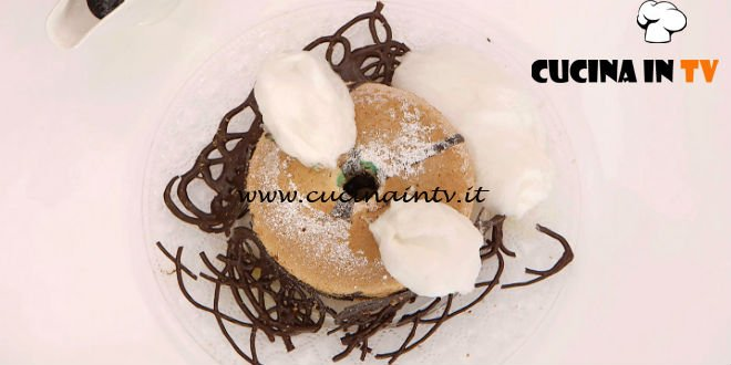 Bake Off Italia 5 - ricetta Angel Cake di Aris
