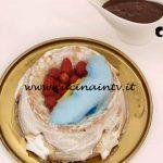 Angel Cake ricetta Benedetta da Bake Off Italia 5