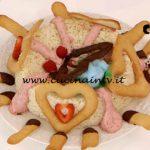 Bake Off Italia 5 - ricetta Angel Cake di Juan