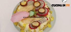Bake Off Italia 5 - ricetta Angel Cake di Rosalind